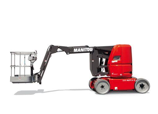 Manitou 120 AETJ C hoogwerker huren